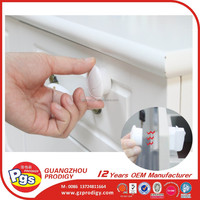 Baby Proof & Easy Install Magnetic Baby Safety Locks for Cabinets & Drawers