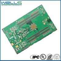 Manufacturer supply high frequency online ups pcb circuit board