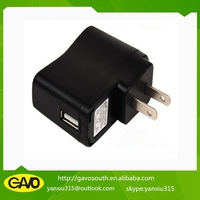 new premium China 5v 1500ma usb charger adapter for cctv camera