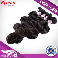 Unique Style Natural Double Weft With Stock Indian Remy Clip In Hair Extension