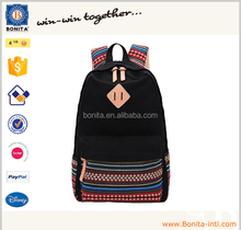 Backpack bag wind high school female college students