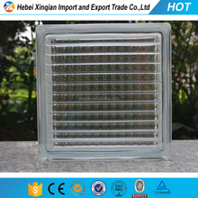 Low price decorative hollow 2 inch glass block
