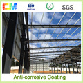 Factory sales climate resistant waterproof anti corrosion fireproof coating for steel structure metal paint manufacturer