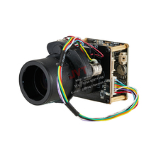 5MP Hi3516D+OV5658 CMOS IP Camera module( YOTO 2.8-12mm Motor-drive lens, 4X auto-focus)
