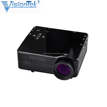 Home theater portable cinema projector LED multimedia portable video small mini led projector with USB SD AV VGA projector