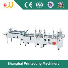 ZH-880A Corrugated paperboard folder gluer machine / carton box making machine