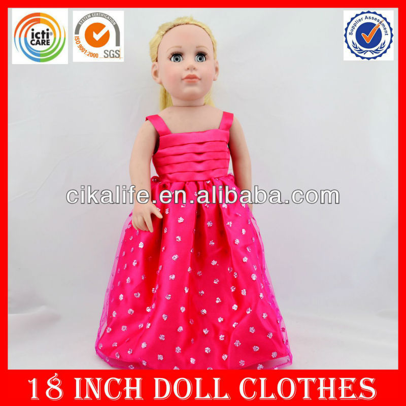 "Realistic 18"" american girl doll outfit by CIKA"
