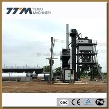 96t/h Supplier bitumen facility, asphalt mixing machine in China