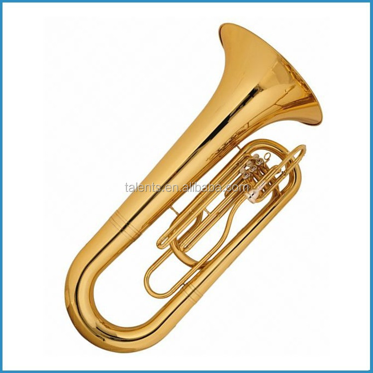 Bb marching Tuba entry model, brass tuba
