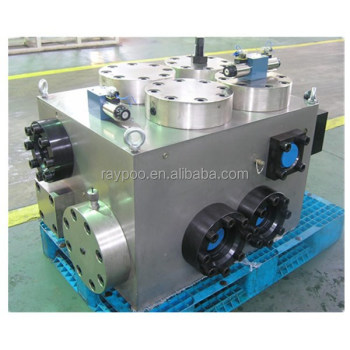 shenzhen 8000ton open die forge press manifold