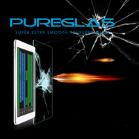 For iPad Mini Tempered Glass Screen Protector With Pureglas Brand High Class Quality Tempered Glass Screen Guard