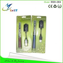 Elettronica wholesale e cigarette long wick ego ce4/ce5 clearomizer with tank atomizer,vapor pipes ego ce4 ce5 kit