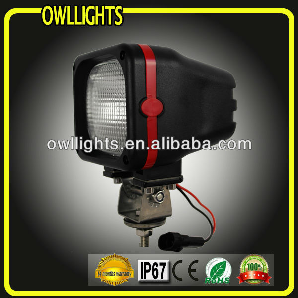 Popular 55w HID Projector Light HID Xenon Working Light Xenon HID Marine Search Light for Boat, Truck, Mining