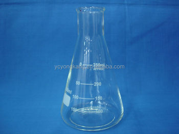 laboratory Conical flask/Erlenmeger flask