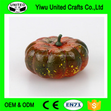 Halloween decoration fake fruits pumpkin artificial plastic pumpkin