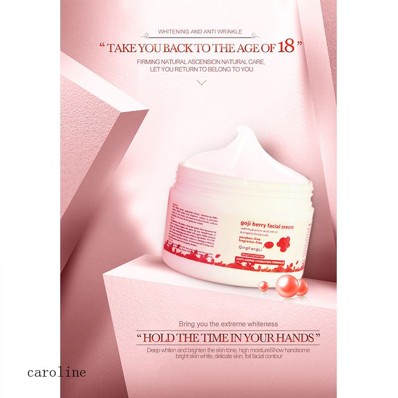Hot Sale Skin Care Moisturizing Whitening Day Night Facial <strong>Cream</strong>