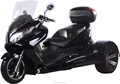adult CVT ATV,EPA 300cc trike scooter (TKM300-T5 new)