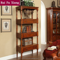 Classic style stand for storage and display rack for living roon furniture AJ-201
