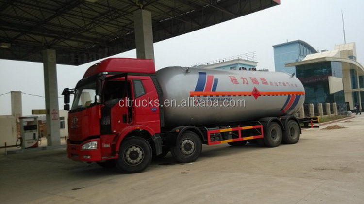 Modern top sell mini lpg gas cylinder truck