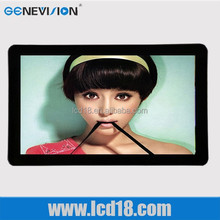 26 inch Advertising Full Color Indoor Application LED Screen Display