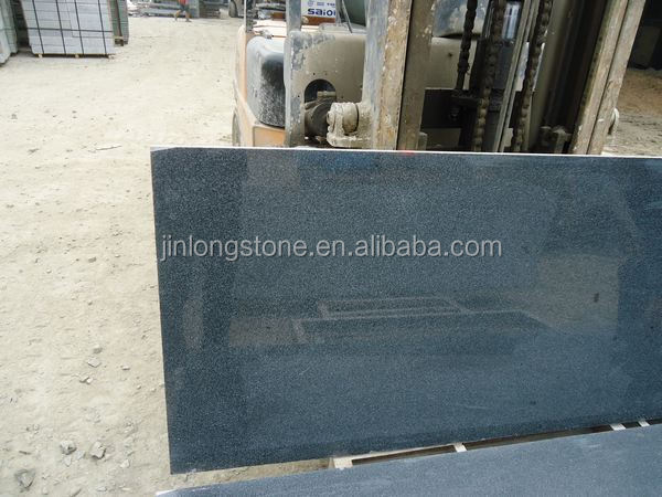 low price China dark grey granite G654