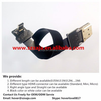 pin flat ribbon cable hdmi to lvds cable