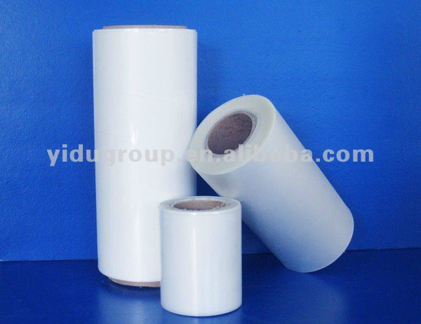 high transparency laminating roll film for good quality