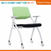 Wholesale Office White Plastic Folding Back Types Of Chairs Pictures