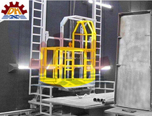 Quality Enclosures Sand Grit Blasting /Shot/Abrasive/Peening Booth/Room/Chamber/Cabinet/Equipment