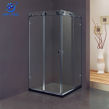 Square Sliding Dubai Luxury Bath Glass Bathroom Sex Shower Door KT8012