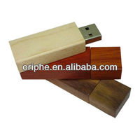 Best Promotion Gift 4GB 8GB 16GB Wooden Usb Stick USB 2.0