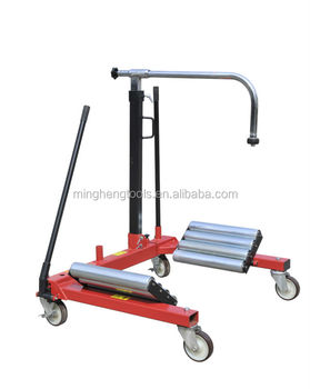 tire dolly truck dual wheel dolly