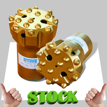 sales promotion! 102mm rock drilling tools thread button bits in stock