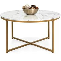 2019 popular dining set furniture round marble dining table tops for dining room