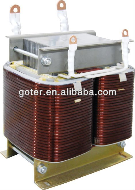isolation transformers technical parameters