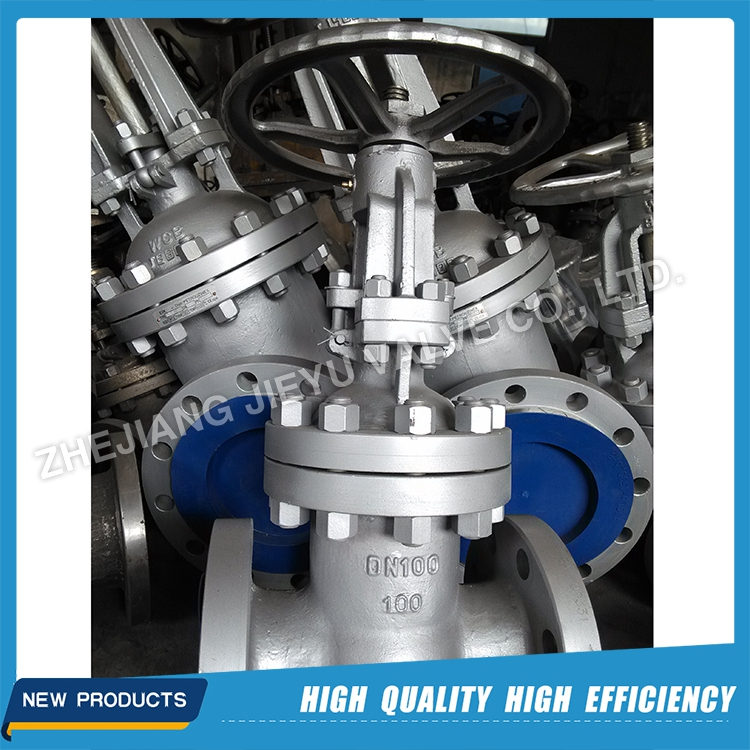 DIN dn100 pn100 manual household gate valve