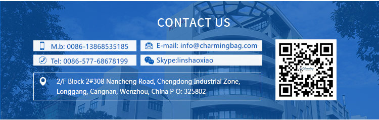 Hot Sale Shopping Gift PP Woven Bags With Customized Printing