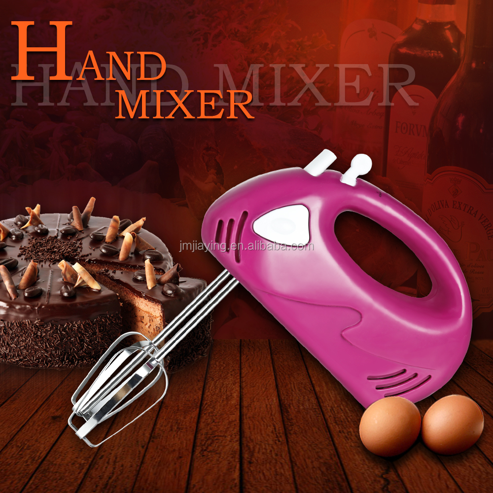 Popular 7 Speeds Electric Hand Mixer