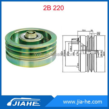 Auto BOCK Compressor Clutch For BOCK FK40 Air Conditioning Compressor Magnetic Clutch/Bitzer clutch assy 2B 220