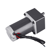 DC motor for solar panel tracking system