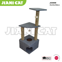 Pet Products, Cat tree, Cat scratcher, Cat furniture,Cat wooden toy,