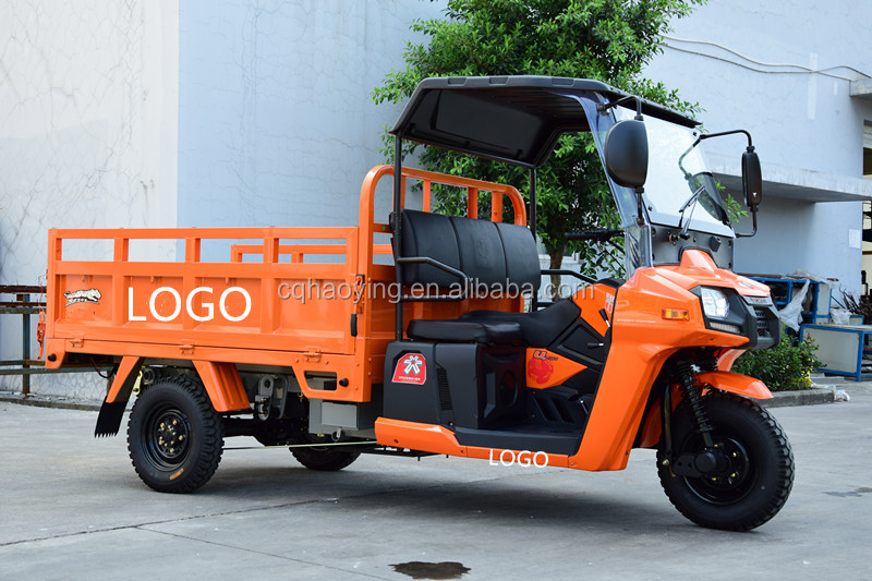 3 Wheel Motorcycle En Closed Cabin Tricycle For Sale In Kenya (Model: HY200ZH-2U)