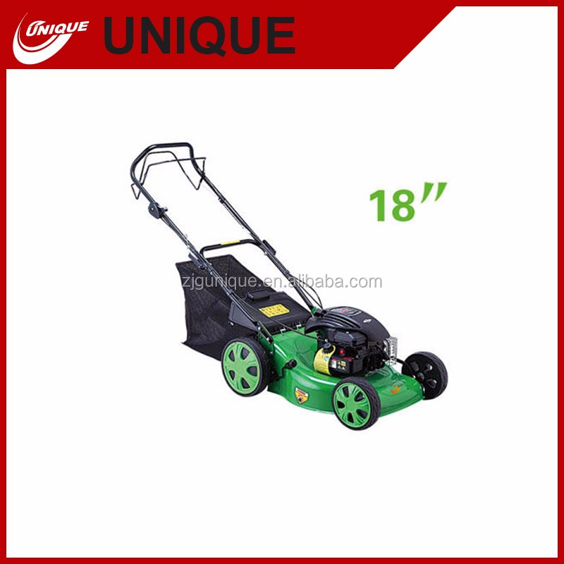 148/158/190CC gasoline brush cutter UQ168-2BSG lawn mower price