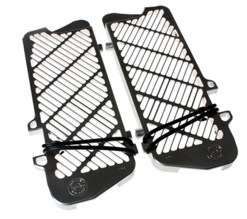 CNC Aluminum Motorcycle Accessories Radiator Guard Cover From China Factory