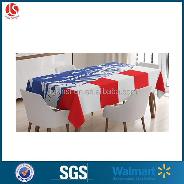 Game Day Football NFL Super Bowl Party Decorations Table Cover