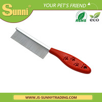 New design blade pet electronic lice comb for sale