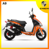 2014 ZNEN popular gas scooter 125CC with EEC EPA DOT Self-development and patent products LED light cheap 125CC scooter