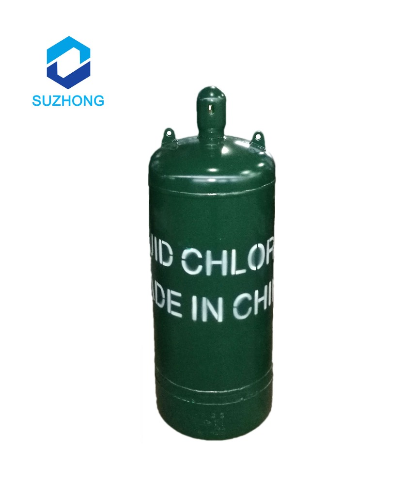 400L liquid chlorine gas cylinder for industry