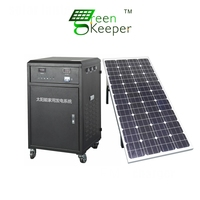 CHL home use cheap price design easy install 100w 200w solar power system for sale