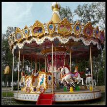 great luxury kids rides used carousel horse for sale